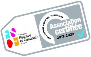 Association certifiée FSCF